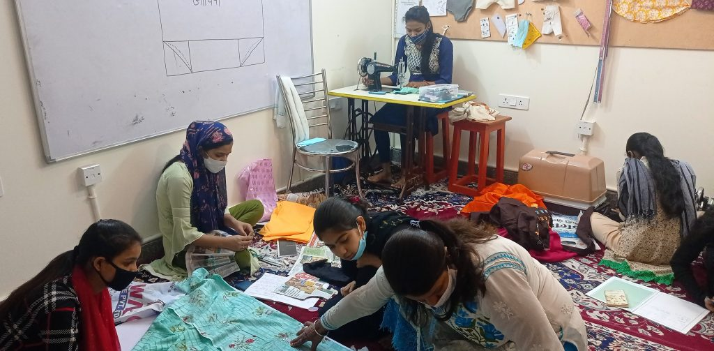 skets-hope-centre-shanti-devi-mittal-foundation-stitching Classes cover image